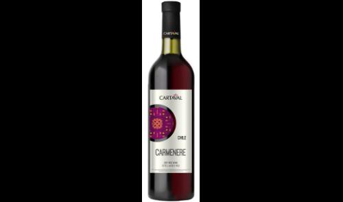 Чілі Cartaval Carmenere, Картавал Карменере - червоне сухе | Піццерія мрія