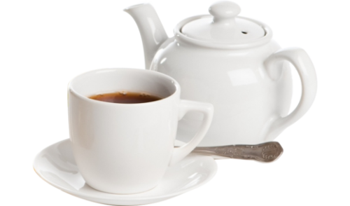 Чай зелений з м'ятою | Піццерія мрія