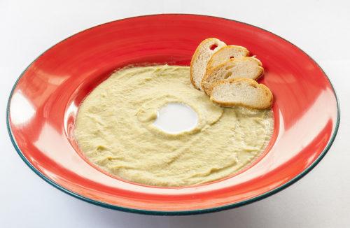 Крем -суп з броколі | Піццерія мрія
