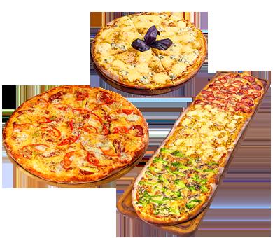 Зроби піццу Сам! | Піццерія мрія