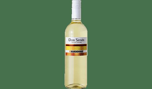 Don Simon Chardonnay, Дон Сімон Шардоне - біле сухе | Піццерія мрія