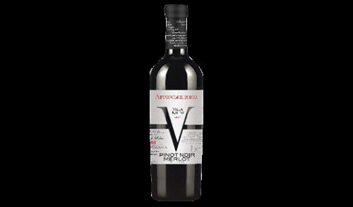 Вино Villa Krim, Піно Нуар - Мерло (авторська колекція) - червоне сухе | Піццерія мрія