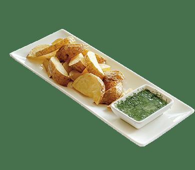 Картопля по-селянськи | Піццерія мрія