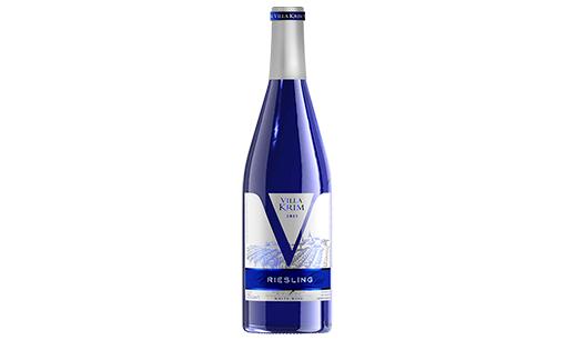 """Вино Villa Krim """"Рислинг"""" біле напівсолодке   Піццерія мрія"""
