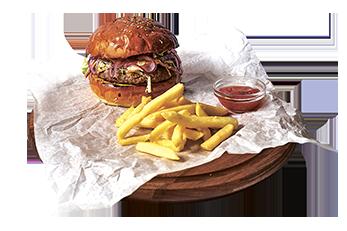 Бургер джентельмент | Піццерія мрія