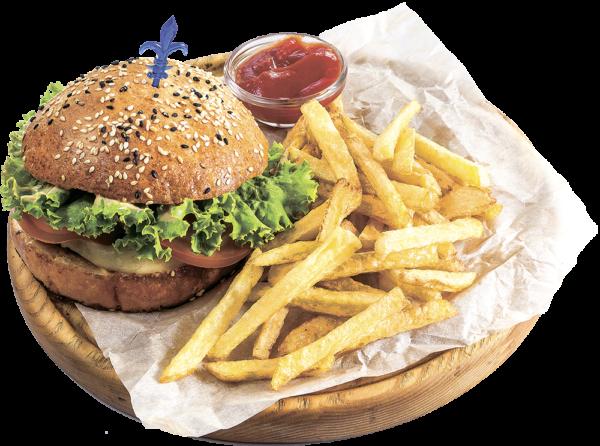 Бургер и індички | Піццерія мрія