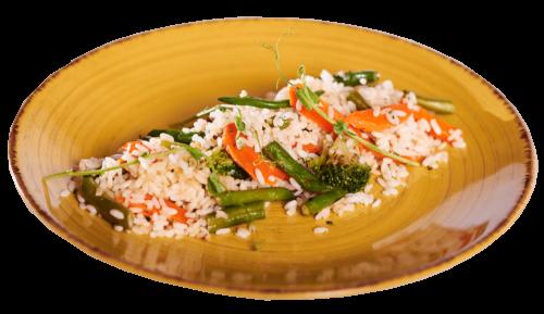 Рис з овочами | Піццерія мрія