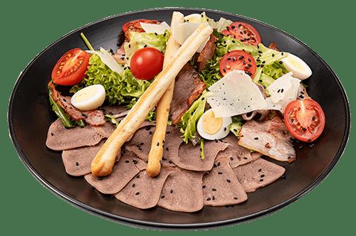 Салат з язиком | Піццерія мрія