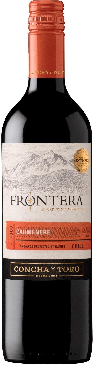 Frontera Carmenere вино | Піццерія мрія